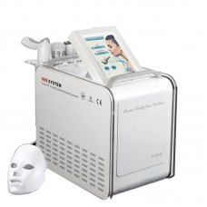 Facial SPA V Shaping System RF Beauty Equipment with LED Facial Mask Skin Rejuvenation