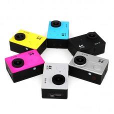 """EKEN H9 Action Camera 12MP Ultra HD 4K 25fps WiFi 2.0"""" 170D Pro Helmet Cam Waterproof Cam"""