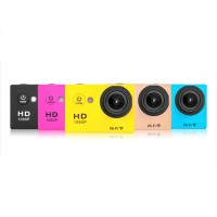 "W9 2.0"" HDMI Wifi Sports Action Camera 1080P Full HD Waterproof DV Video Recorder 30m Camcorder"