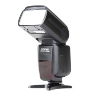 Zomei ZM580T TTL High Sync Speed Flash Speedlite Speedligt Flash for Nikon DSLR Camera