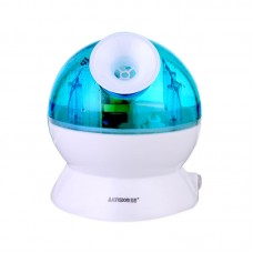 Skin Care Face Whitening Device Cool Mist Maker Mist Clareador Vaporizador Facial Steamer