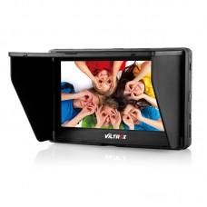 "VILTROX DC70 II 7"" HD 1024x600 Cli on LCD Monitor HDMI AV Input for DSLR Sony Canon Camera"