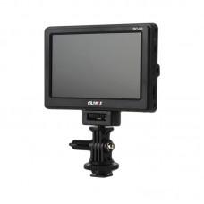 Viltrox Portable DC50 HD Clip-on LCD 5inch Camera Monitor Wide View for Canon Nikon Sony DSLR Cam DV