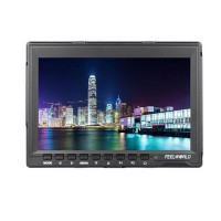 FW759 7'' HD Video Monitor IPS 1280x800 HDMI 1080P with Sunshade FW759 for BMPCC BMCC