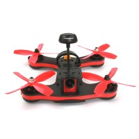 Shuriken 180 Pro FPV Racing Drone 4 Axis Quadcopter with Race32 F3 Flight Controller Camera Frsky Receiver