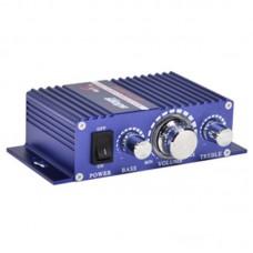 SON7227 Car HIFI Stereo Power Amplifier 200W+200W DC12V Audio MP3 Player