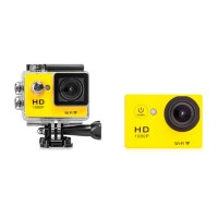"""W9R Action Camera WIFI Remote Control Sports Video Camcorder DV 1080P 170 Lens 2"""" Waterproof 30m"""