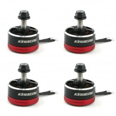 Kingkong GT2205 2350KV Brushless Motor CW CCW with Cover Protection for FPV Racing Quadpter 2 Pairs