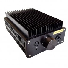 Desktop 2SC5200 Power Amplifier Class A HiFi 8W+8W Audio Headphone Amp with Power Supply