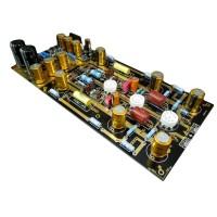 EAR834 HIFI Audio Power Amplifier Capacitors + PCB + Resistance + Transistor Board DIY KIT Unassembled