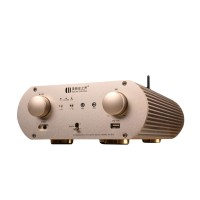 HIFI Audio Power Amplifier USB 100W+100W Dual Channel Bluetooth4.0 Optical Coaxial AMP