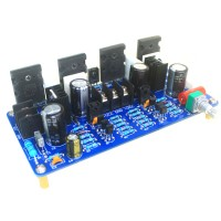 HIFI Audio Power Amplifier Board 200W Toshiba Tube 5200 1943 DIY Kit Unassembled