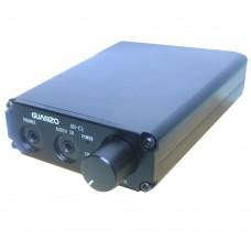 HIFI Headphone Amplifier NE5532 DC5V Rechargeable Audio Earphone AMP
