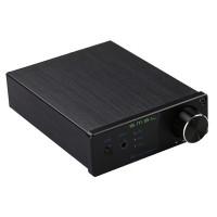 SMSL A2 TDA7492 HiFi 2.0 Digital Audio Power Amplifier 40Wx2 Class D Input AUX RCA Subwoofer LED EQ Setting Black