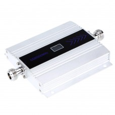 GSM900MHz LCD Repeater Signal Booster Amplifier with Antenna for Mobile Phone