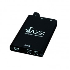 R7.8 HIFI Audio Headphone Amplifier 1000mW Output MUSES8920 Earphone AMP Black