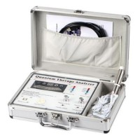 Healthy Quantum Body Analyzer Magnetic Resonance Massage Therapy Sub Health Treatment Russian