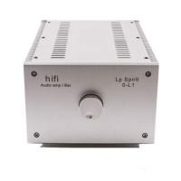 LP Spirit HIFI Power AmplifIer Class A 2.0 Dual Channel 20W+20W Audio AMP Silver