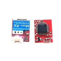 Mini Receiver Rx Support DSM2 DSMX PPM SBUS Output for FPV Racing Drone Quadcopter