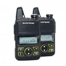 Baofeng BF-T1 Walkie Talkie Mobile Car Radio 15W Power Output UHF 400MHz to 420MHz Two Way Radio