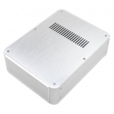 WA73 Aluminum Chassis Box Shell Case for DAC Decoder Power Amplifier 323x243x90