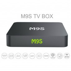 M9S Smart TV Box Amlogic S905 Quad Core Android 5.1 1G+8G KODI 16.0 XBMC 4K WiFi Bluetooth Set Top Box Media Player