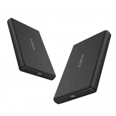 ORICO 2189C3 2.5 Inch USB3.0 Type-A to Type-C External Hard Drive Disk Enclosure Case for SSD Support UASP SATA III