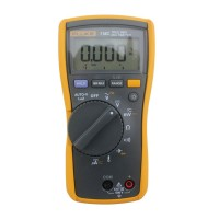 FLUKE F116C Digital Multimeter Current Resistance Frequency Capacitance Meter Universal Gauge