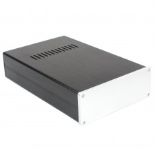 WA102 Aluminum Chassis Shell Case Box for DAC Tube Power Amplifier 310x195x70mm