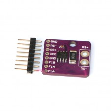 CJMCU-4080 MAX4080SASA Current Sensor Module Current Detection Amplifier Board High Precision