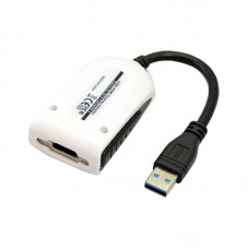 UV150 USB 3.0 to HDMI Video Graphic Card Multi Display Cable Adapter Extended Mirror