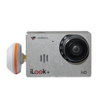 Walkera FPV iLook+ HD Camera 1920x1080P 13MP with 5.8g Build-in Transmitter