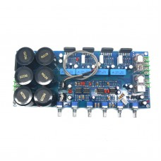 LM3886 2.1 Subwoofer Fever Amplifier Board HIFI w/ Protection Circuit Fever Level DIY