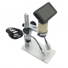 Andonstar HD Digital USB Microscope 3MP 1080P HDMI 10x to 300x USB for PCB Repair Tool