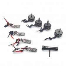 Hobbywing XRotor 2205 2300KV Brushless Motor CW CCW + Micro 30A BLHeli-S ESC for FPV Drone Quadcopter