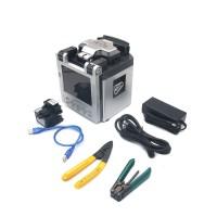 Mobile Remote Control Automatic Fusion Splicer FTTH Fiber Optic Splicing Machine