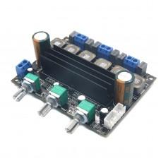 TPA3116D2 HIFI Digital Audio Amplifier Board Subwoofer Bass 2.1 Channel 10V to 25V AMP