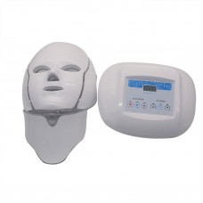 LED Photon Therapy Beauty Machine Skin Rejuvenation Facial Neck Mask for Skin Care Beauty