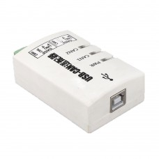 USB to CAN Adapter Converter USBCAN-2A Smart Dual Channel CAN Interface Card Compatible with ZLG