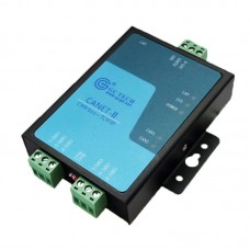 CANET Ethernet to CAN Gateway Module Dual Channel UDP TCP IP to CAN