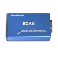 ECAN PC USB CAN Bus Tool Analyzer Module 32bit MCU for EPEC Controller System
