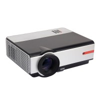 Smart Projector Home Theater 1080P TV Video HDMI LCD Video FuLL HD LED Android Wifi Media Player