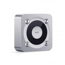 NIQIN A9 Bluetooth Speaker Wireless Stereo Audio Music Player Box Subwoofer Handsfree MP3 Player Silver
