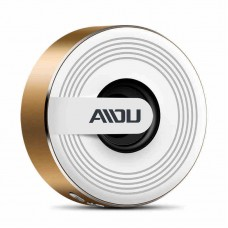 Aidu Q1 Bluetooth Speaker Wireless Music Audio Player Stereo Outdoor Button Subwoofer Support TF Card