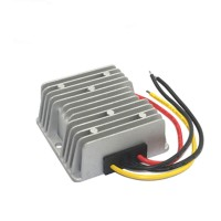 DC to DC Converter Buck Step Down Power Supply 24V to 5V with USB for Car Phone RCNUN