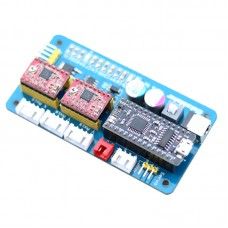 GRBL Control Board 2 Axis Stepper Motor Drive Controller for DIY Laser Engraving Machine CNC Router