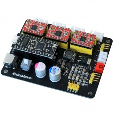3 Axis Stepper Motor Drive Controller Board for CNC Router Laser Engraving Machine GRBL