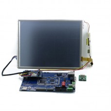 "STM32F767NI Development Board ARM 32bit Cortex + 10.4"" Touch Screen Support MJPEG Video for Arduino"