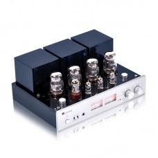 MUZISHARE X7 Hifi Power Amplifier Vacuum Tube Integrate Rectifier 45Wx2 Audio AMP