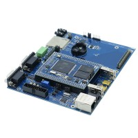 STM32F407IGT6 Development Motherboard + Core Board Audio USB Master Slave SRAM NAND